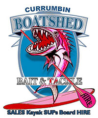 Boatshed Bait & Tackle - Currumbin, Gold Coast - Bait & Tackles Sales, Kayak & Stand Up Paddle Board Hire